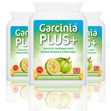 GlucoTrim + Garcinia Plus