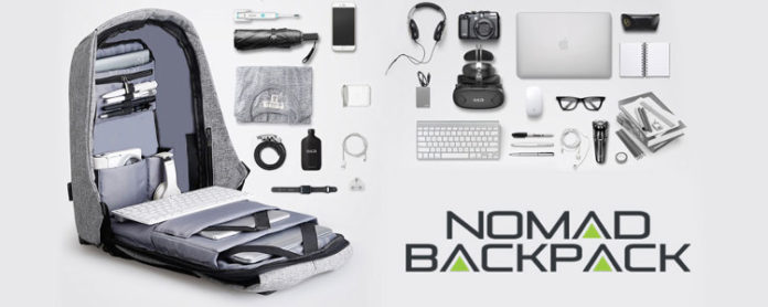 Nomad backpack - Avis - Composition - Amazon - forum - en pharmacie - France