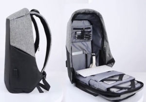 Nomad backpack - Composition - Amazon - forum