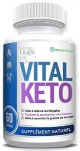 Vital Keto France – les composants – le site officiel