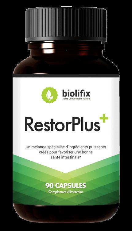 RestorPlus - Effets - Amazon - effets secondaires - Dangereux - comment utiliser - Prix