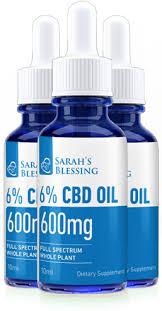 CBD Sarah's Blessing