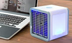 Cube air cooler - Comprimés - comment utiliser  - site officiel