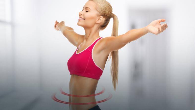 Exercices de perte Purefitketodangereux de poids dans la salle de gym