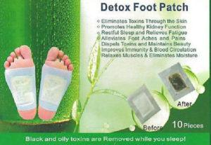 Foot Patch Detox - avis - Amazon - site officiel