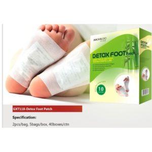 Foot Patch Detox - prix - effets - France