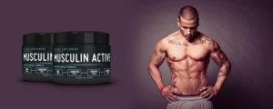 Musculin Active - comprimés - composition - dangereux
