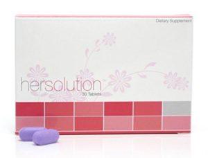 HerSolution - comprimés - crème - comment utiliser