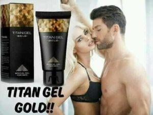 Titan gel gold - pas cher - comprimés - effets