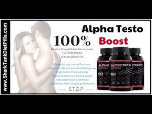 Alpha Testo Boost - effets - dangereux - en pharmacie