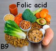 Folic acid (folate, vitamin B9) functions, uses, and health benefits