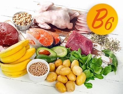 La vitamine B6 (pyridoxine) fonctions, utilisations et bienfaits pour la santé