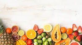 Les vitamines Minceur sont contenues dans les aliments
