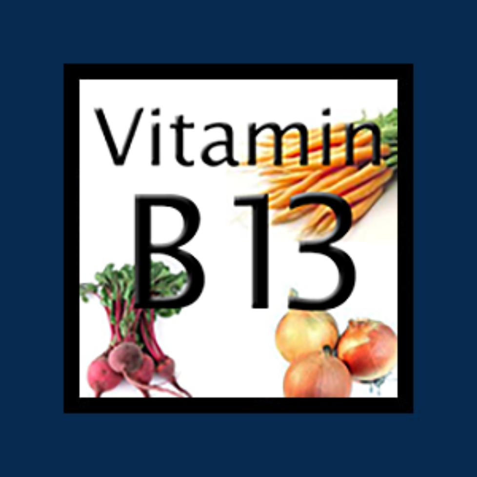 Orotic acid (vitamin B13)