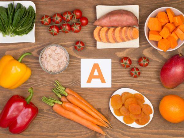 Sources de vitamine A
