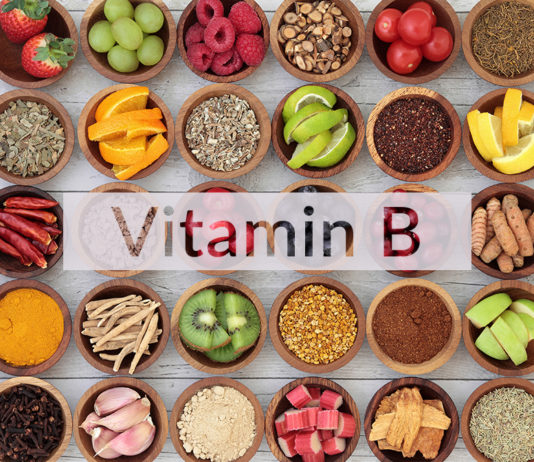 Vitamin B deficiencies