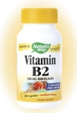 Vitamine B2 par la Nature