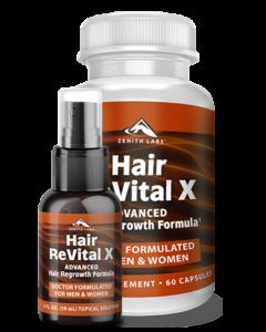 Hair revital x - composition - site officiel - dangereux
