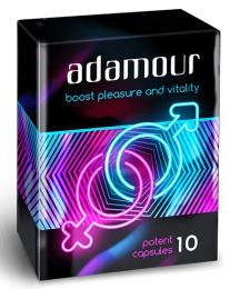 Adamourde - pour la puissance - composition - effets - action