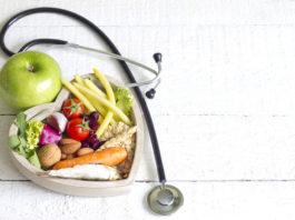 Prenez soin de Régime prendre des compléments alimentaires - menu diététique