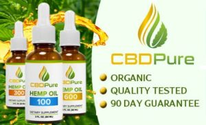 Pure Hemp Organic CBD - sérum - composition - en pharmacie