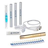 Snow - blanchissement dentaire - comprimés - effets - sérum