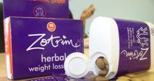 Zotrim - pour mincir - en pharmacie - comprimés - prix