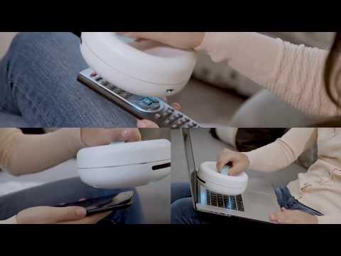 UV Cleanizer Zoom- pas cher - Amazon- comprimés