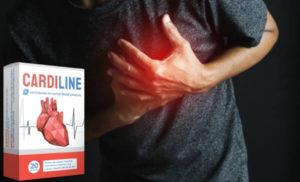 Cardiline - pour l'hypertension - action - composition - prix