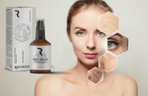 Rechiol Anti-aging Cream - pour les imperfections cutanées - sérum - site officiel - comment utiliser