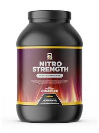 Nitro Strength -  pour la masse musculaire - France - composition - site officiel