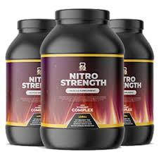 Nitro Strength - pour la masse musculaire - avis - forum - comment utiliser