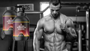 Nitro Strength - pour la masse musculaire - comprimés- effets - sérum