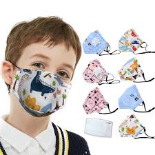 Child Face Mask - effets - France - site officiel