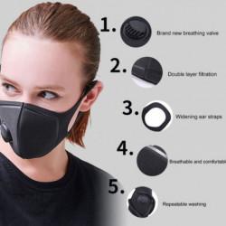 Getzor Reusable Social Mask - avis - dangereux - pas cher