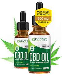 Divine Ease CBD Oil - action - Amazon - en pharmacie