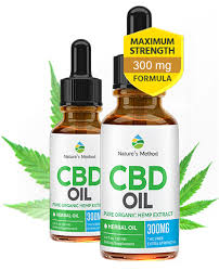 Nature's Method CBD Oil – France – en pharmacie – Amazon