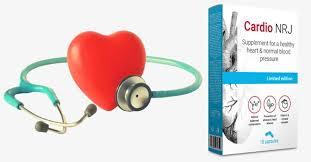 Cardio NRJ - pour l'hypertension - France - site officiel - composition