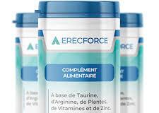 Erecforce – forum – comprimés – dangereux