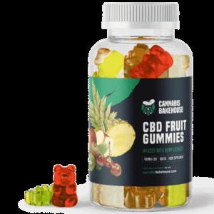 Sarah's Blessing Cbd Fruit Gummies - composition - forum - crème