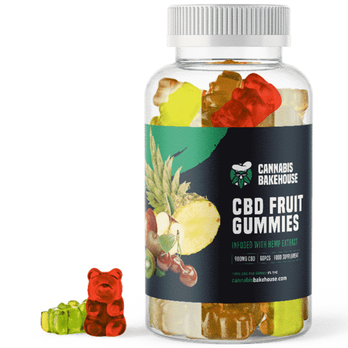 Sarah's Blessing Cbd Fruit Gummies - composition - forum - crème