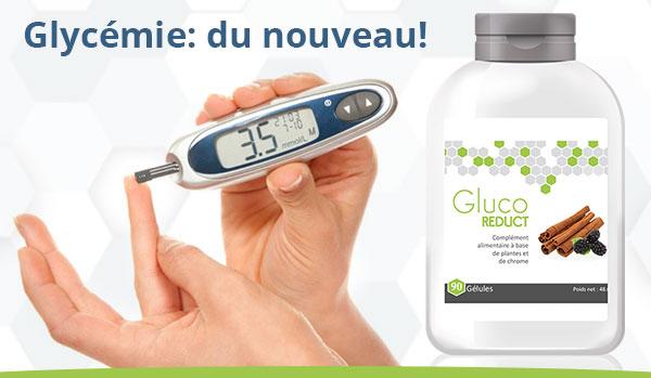 GlucoReduct - achat - pas cher - mode d'emploi - composition