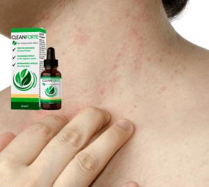 Clean Forte - en pharmacie - amazon - forum - France - avis