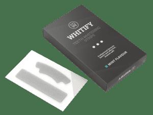 Whitify Strips - mode d'emploi - achat - pas cher- comment utiliser